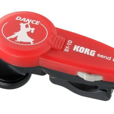 Korg SY1D SyncDancing In Ear Metronome for Dance