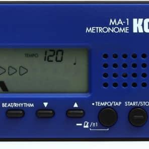 Korg MA-1 BL Compact Metronome