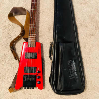 Hohner B2A 1980's Red for sale