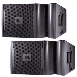"JBL VRX928LA 8"" 2-Way Passive Compact Line Array Speakers (Pair)"