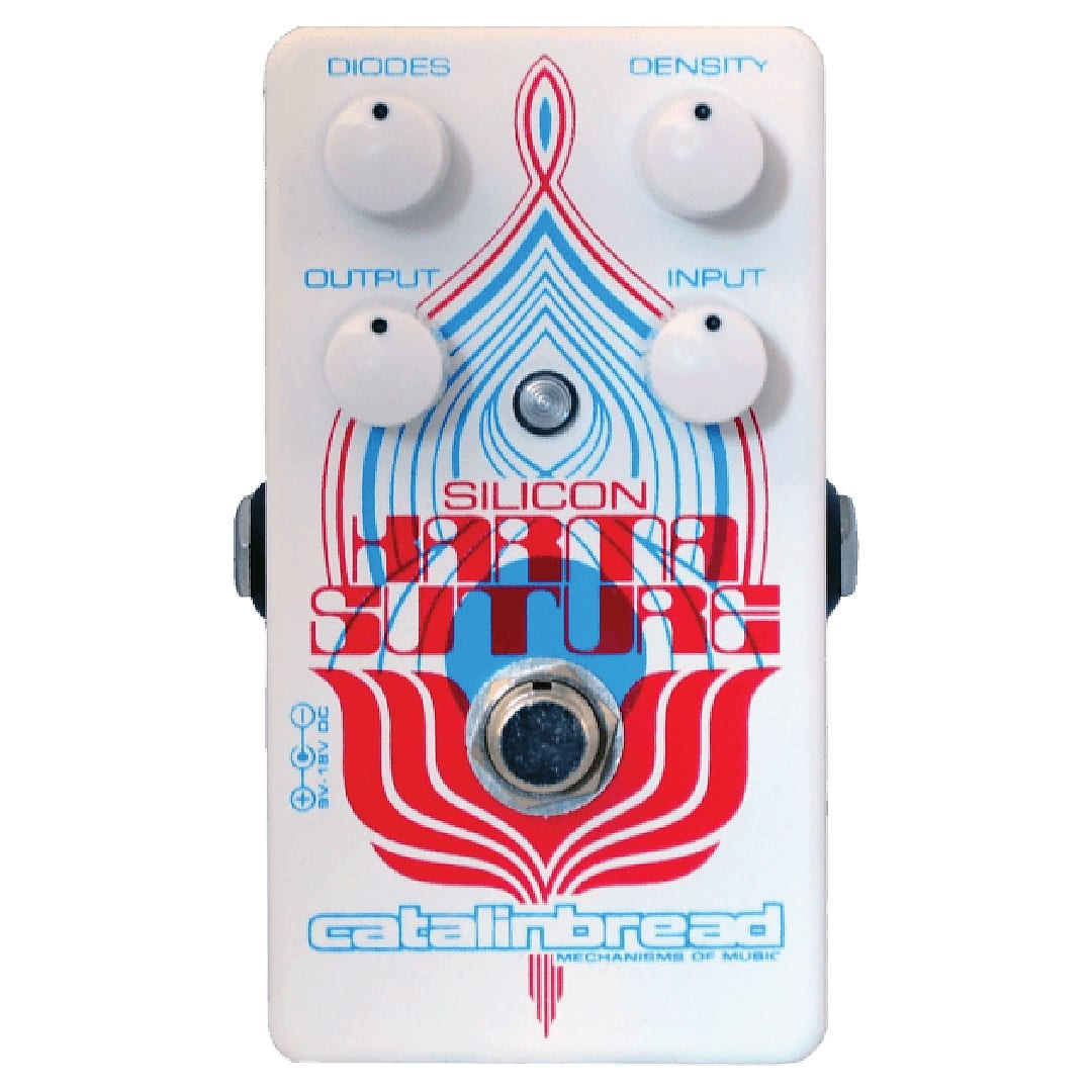 Catalinbread Karma Suture Si Silicon Fuzz Effects Pedal