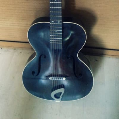 No Name (Este?) Archtop 30s/40s brown for sale