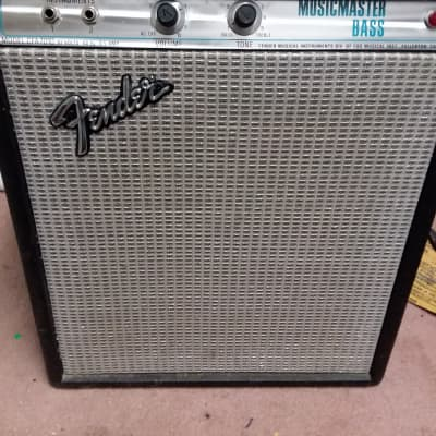 Fender Cfa7010 1974 Silverface
