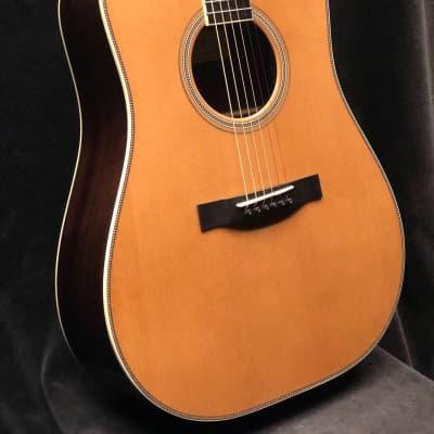 Santa Cruz Tony Rice Signature Model Guitar