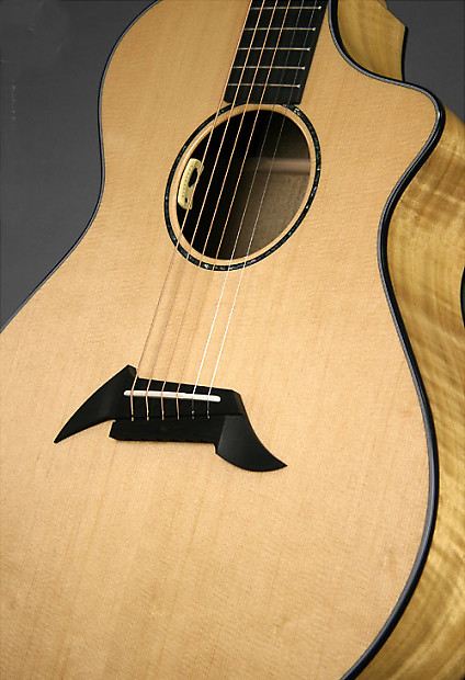Breedlove Voice Series Concert Acoustic Guitar Reverb
