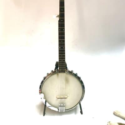 Vintage 1970s Galaxy Vega 5 String Banjo