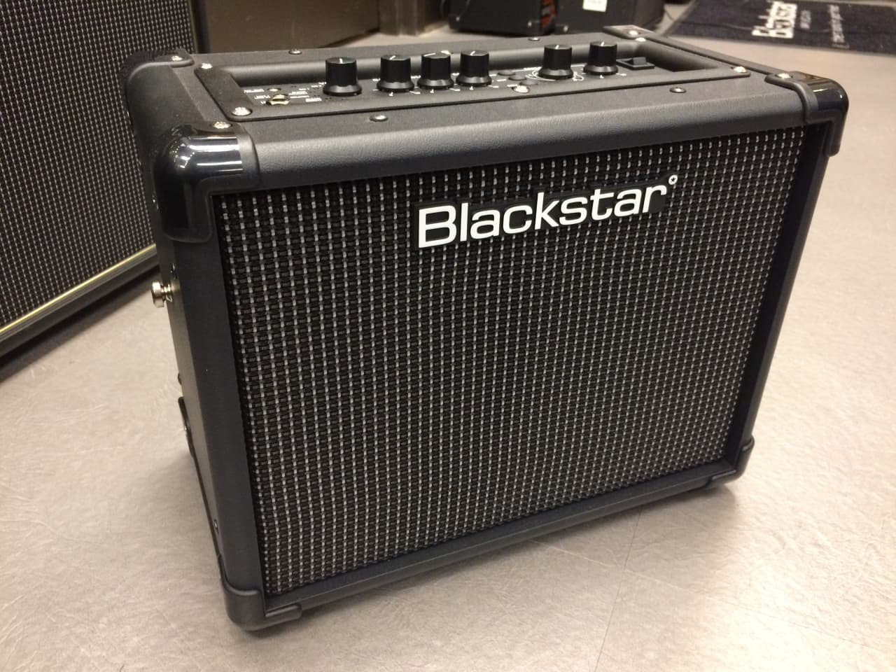 blackstar id core stereo 10 modeling guitar amp music land reverb. Black Bedroom Furniture Sets. Home Design Ideas