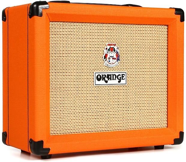 orange crush 20rt 20 watt 1x8 combo amp gearnuts reverb. Black Bedroom Furniture Sets. Home Design Ideas