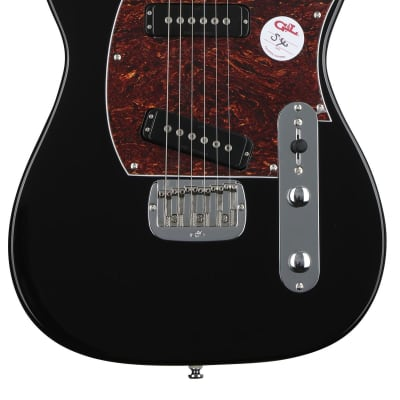 G&L Tribute ASAT Special Electric Guitar - Gloss Black for sale
