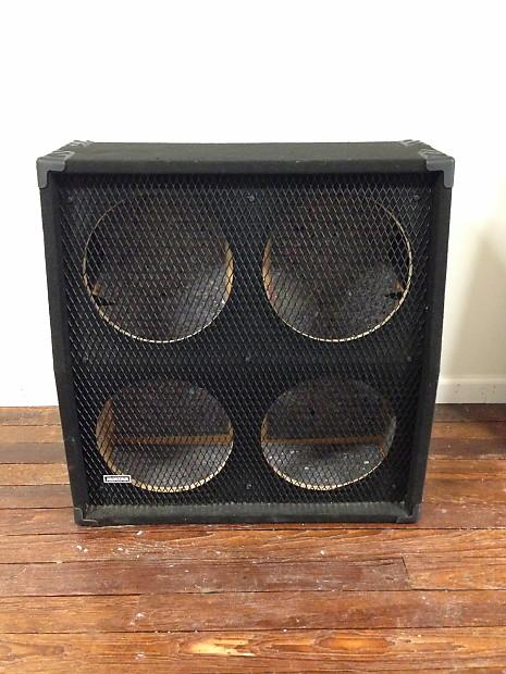 Avatar 4x12 Cabinet - Unloaded | Reverb
