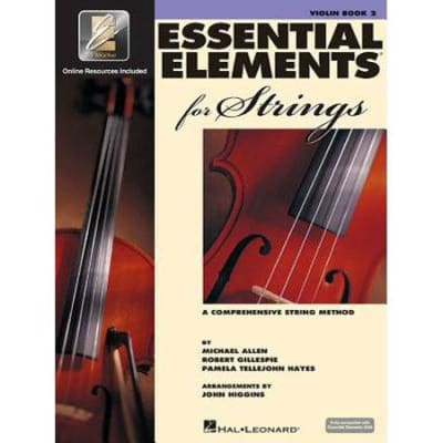 Essential Elements for Strings - Violin | Book 2 (w/ EEi)