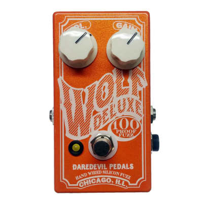 Daredevil Pedals Wolf Deluxe Fuzz Pedal