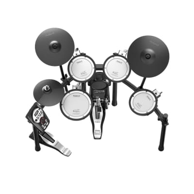 [USED] Roland TD-11KV V-Compact Series Electronic Pad Set (See Description, no stand/kick pedal).