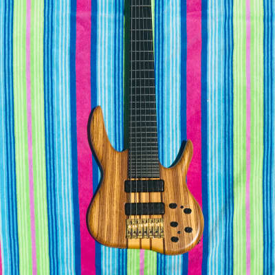 Ken Smith Melvin Lee Davis's Custom BT/BMT Proto-Type One-off 30-Fret-6-String 1992 Catalyzed Lacque for sale