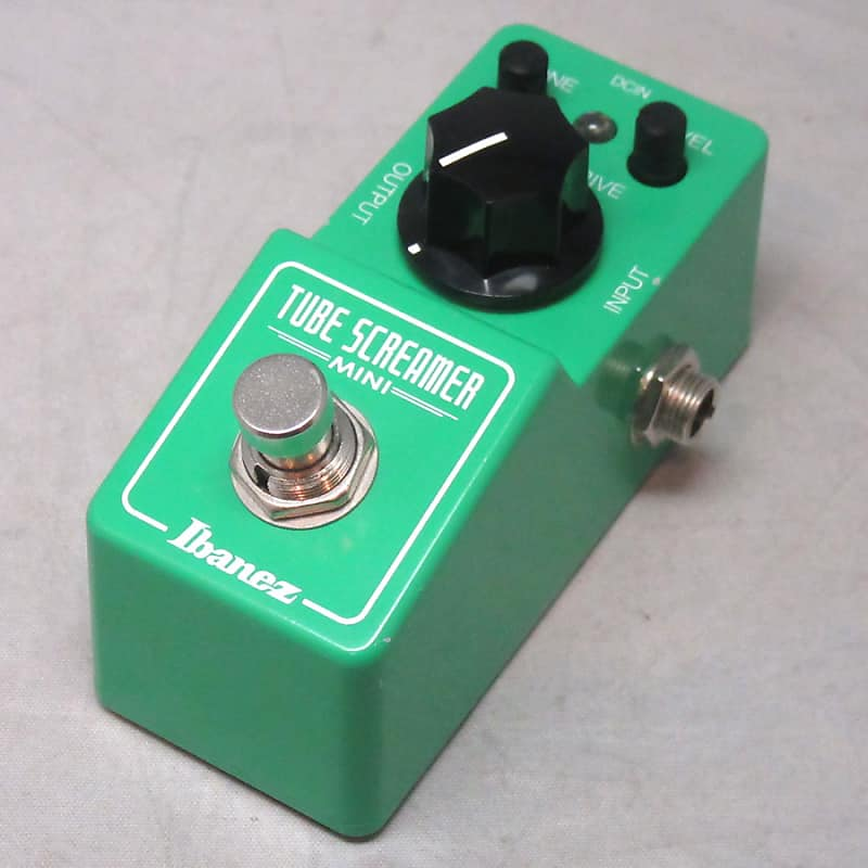 Ibanez Ts Mini Tube Screamer Mini - Free Shipping*