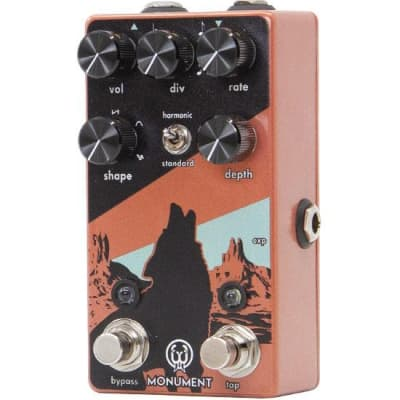 Walrus Audio Monument Harmonic Tap Tremolo V2 Pedal for sale