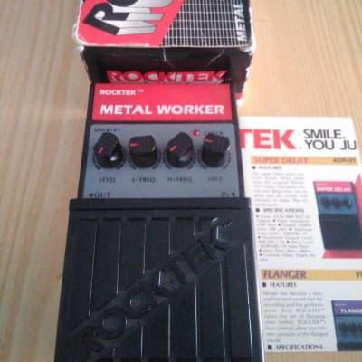 Rocktek Metal Worker MWR-01 for sale