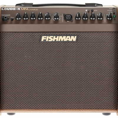 Fishman Loudbox Mini Charge 60 Watt Acoustic/Electric Amplifier for sale
