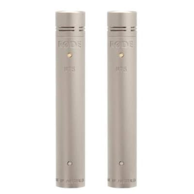 Rode NT5-MP Pair of NT5 Cardioid Condenser Microphones