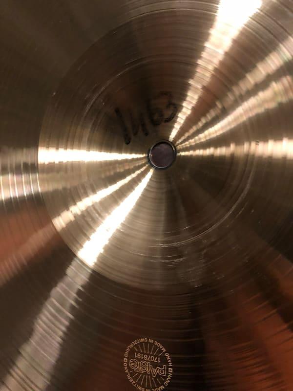 paiste 2002 crash cymbal 18 1463 grams new reverb. Black Bedroom Furniture Sets. Home Design Ideas