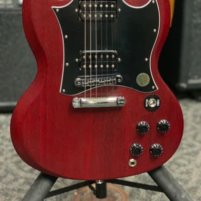 2016 Gibson SG Special Faded Traditional Electric Guitar - Worn Cherry for sale
