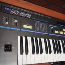 Korg DW-6000 image