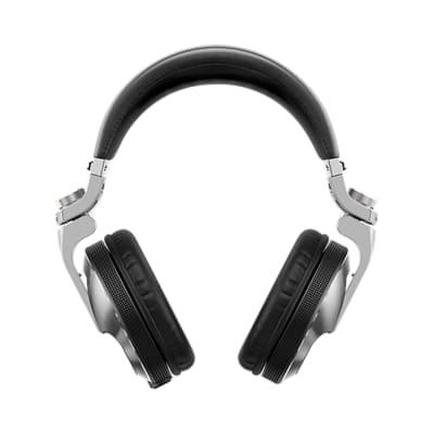 Pioneer DJ HDJ-X10 Flagship Professional Over-Ear DJ Headphones (Silver)