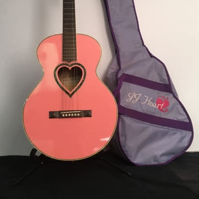 Jay Turser Heart Guitar for sale
