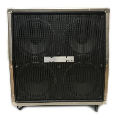"Fender Metalhead MH-412 SL 400-Watt 4x12"" Slanted Guitar Speaker Cabinet 2005 - 2008"