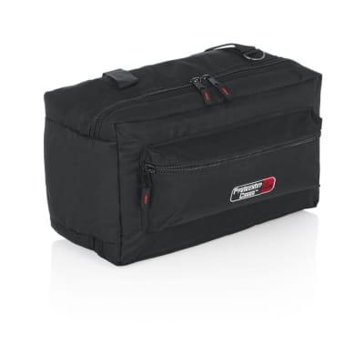"Gator Cases GP-66 Padded Bongo Bag; 18""X 10"" X 10"""