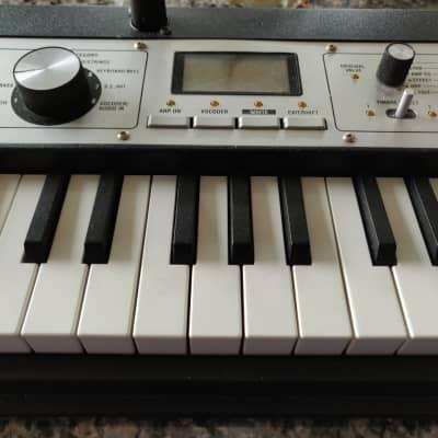 CUSTOM Korg microKORG Synthesizer/Vocoder: Black, Moog-Style