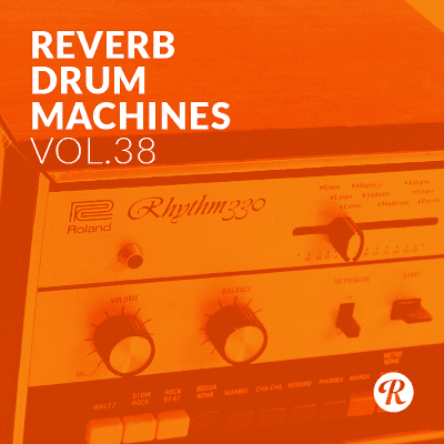 Reverb Roland Rhythm 330 Sample Pack