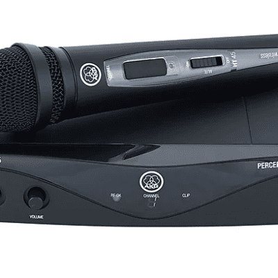 AKG WMS45 Perception Wireless Vocal Microphone System (Band A)