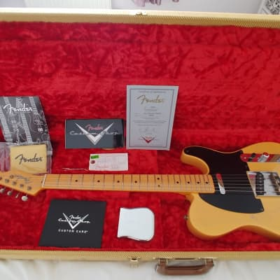 2012 Fender Custom Shop '51 Nocaster Relic Time Machine Series for sale