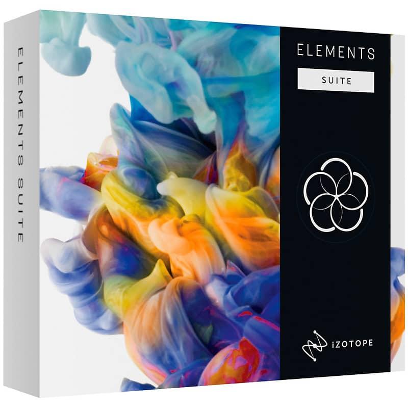 Izotope elements suite 3 (nectar, rx, neutron, ozone) (educational.
