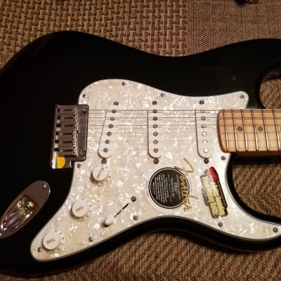 Fender American Strat Texas Special 2000 Black - closet queen! for sale