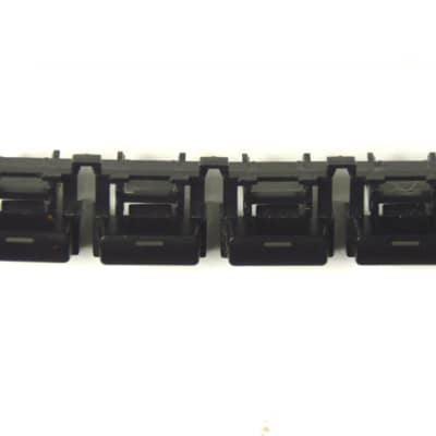 Roland JV-80 Button Strip 1992 Black (Lighted)