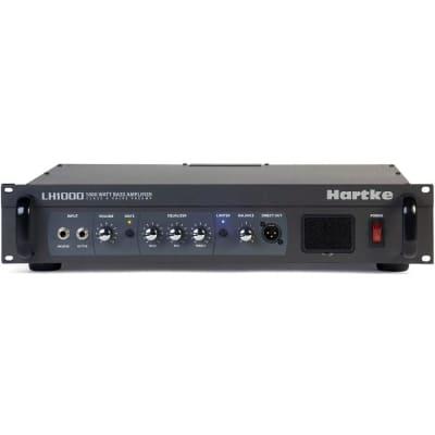 Hartke LH1000 1000-Watt Bass Head Amplifier