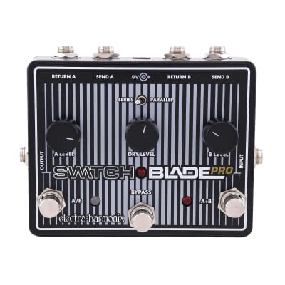 Electro Harmonix Switchblade Pro Deluxe Switching Box for sale