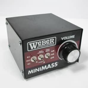 Weber MiniMass 25-Watt Attenuator