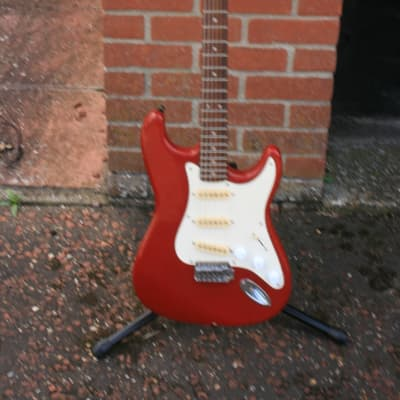 Encore Stratocaster Red for sale