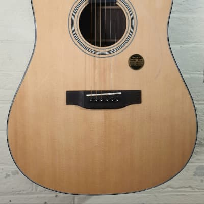 ARIA DREADNOUGH ACOUSTIC - ALL SOLID ROSEWOOD BACK & SIDES for sale