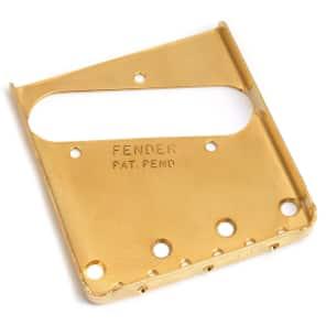 Fender 005-3683-000 American Vintage 3-Saddle Telecaster Bridge Plate