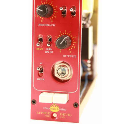 Chandler Limited Little Devil Pre Amp | New w/Warranty, Free Shipping from Atlas Pro Audio!