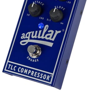 Aguilar TLC Bass Compression Effect Pedal for sale