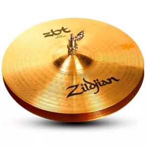 "Zildjian 13"" ZBT Hi-Hat Cymbals (Pair)2004 - 2019"