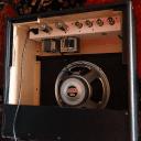Bootlegger 15 Watt & 30 Watt 1x12 Tube 6L6 12AT7 Combo Amp With Analog Tube Boost & Reverb Class A