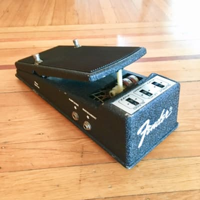Fender Fuzz-wah c 1969 original vintage analog fuzz wah-wah filter for sale