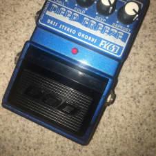 DOD deep freeze FX63 bass stereo chorus