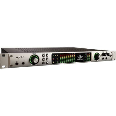 Universal Audio Apollo FireWire with Real-Time UAD Processing